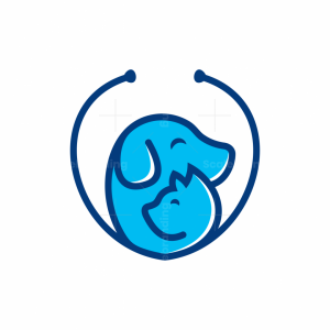 Dog And Cat Care Logo