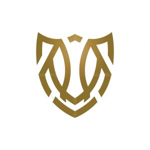 Security Ant Logo Shield Ant Logo