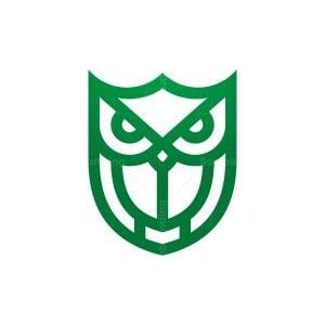 Security Owl Logo Owl Logo