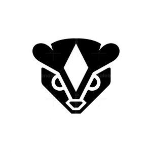 Skunk Head Logo Skunk Logo