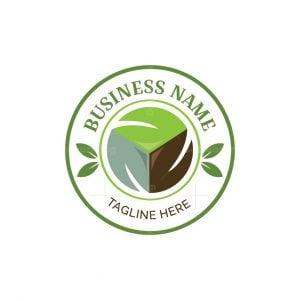 The Green Box Logo