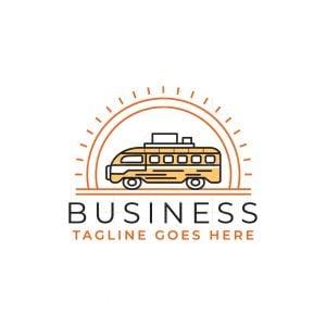 Travel Car Logo