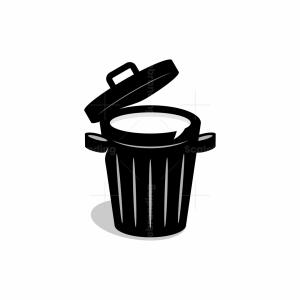Talking Trash Logo