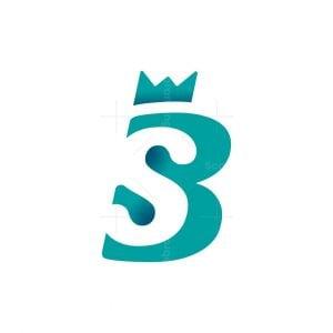 Letter Sb Bs Monogram Logo