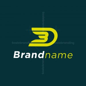 Bd Db Letter Logo