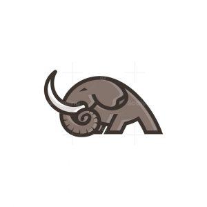 Strong Elephant Logo