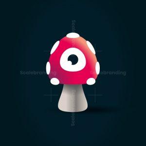 One Eyed Mushroom Logo