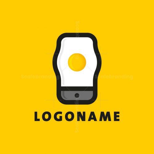 Phone Egg Logo