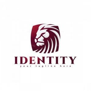The Elegance Lion Logo
