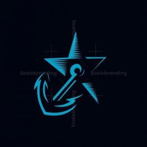 Anchor Star Logo