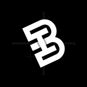 Bh Or Hb Letter Logos