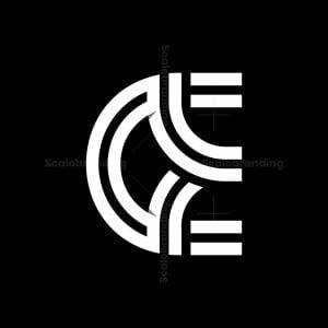Ce Or Ec Initial Logos