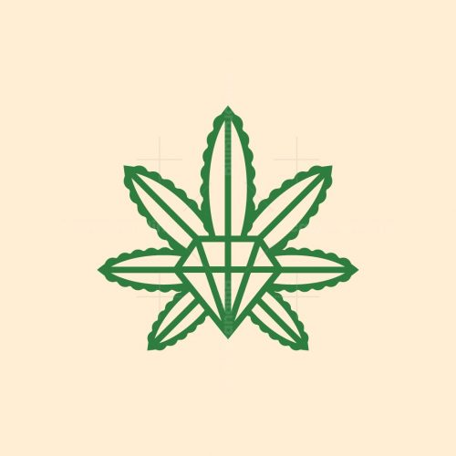 Diamond Cannabis Logo