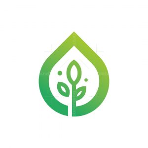 Drop Plant Logo