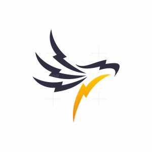 Eagle Lightning Logo