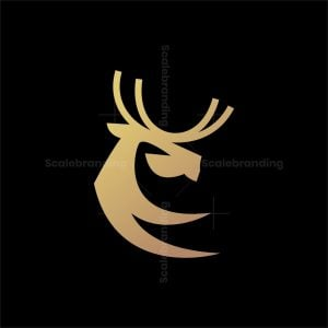Elegant Deer Logo