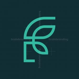 F Leaf Logo