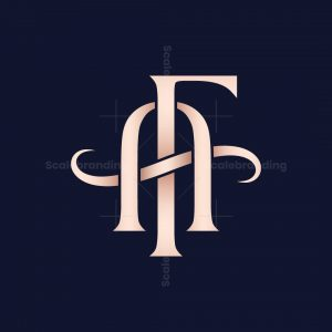 Fa Monogram Logo