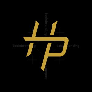 Hp Monogram Logo