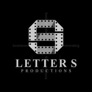 Initials S Film Production Logo