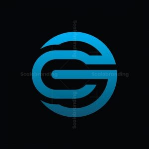Letter G Or Cg Gc Logo