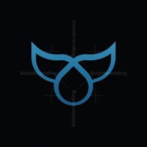 Whale Drop Logo
