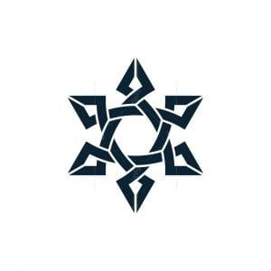 Star Knot Logo