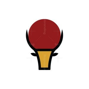 Bull Ping Pong Logo