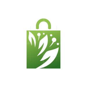 Leaves Shop Logo