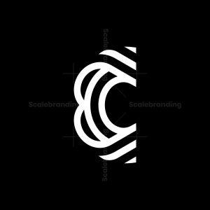 Love C Letters Logos