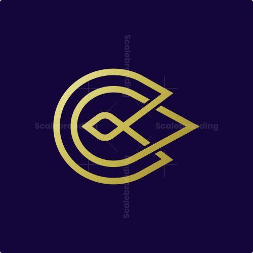 Luxury Letter C Monogram Logo