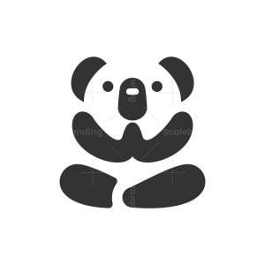 Meditation Koala Logo