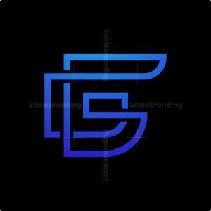 Monoline Letter G Logo