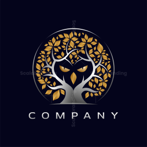 Tree Owl Logo