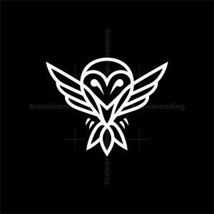 Outline Owl Logo