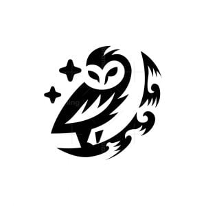Owl Moon Logo