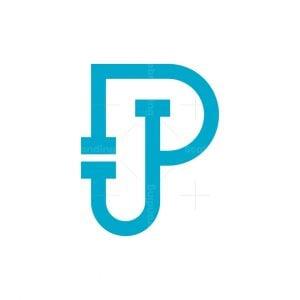 Pj Plumbing Logo