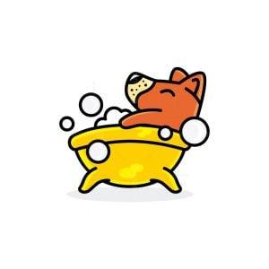 Pet Bath Logo
