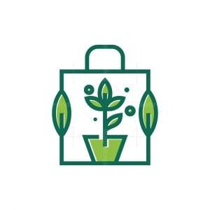 Plant Shop Logo