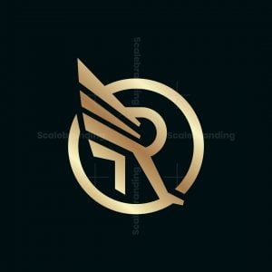 R Wings Logo
