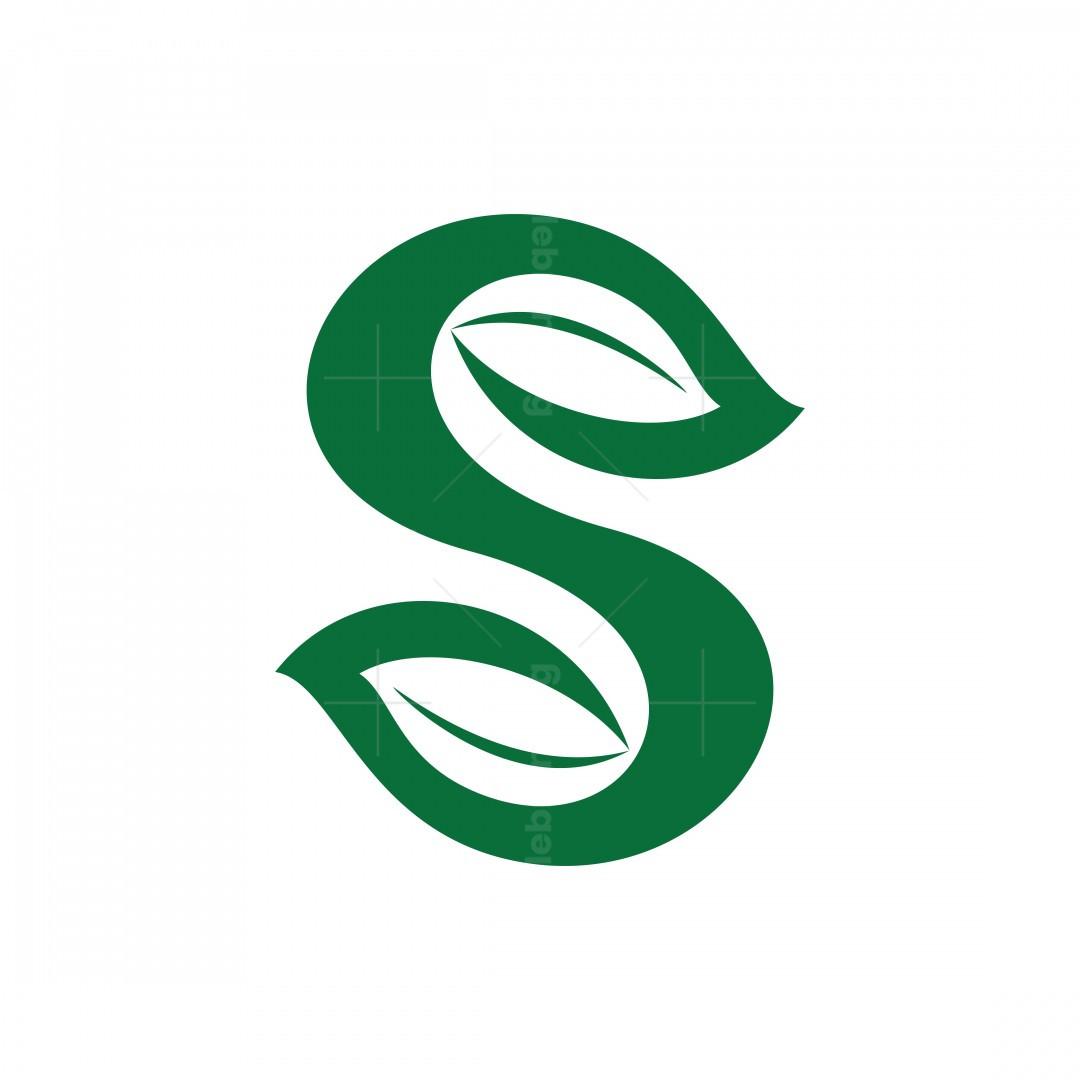 S Leaves Logo