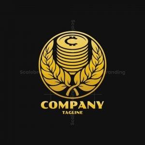 Luxurious Coin Logo