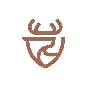 Stag Shield Logo