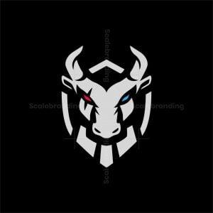 Strong Bad Bull Logo