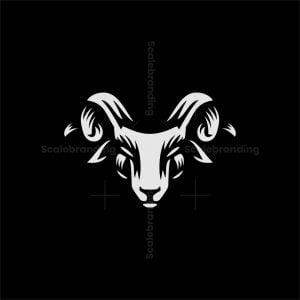 Strong Ram Head Logo