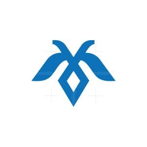 Stylish Letter Ym Logo