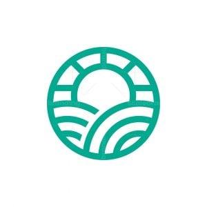 Sunrise Farm Logo
