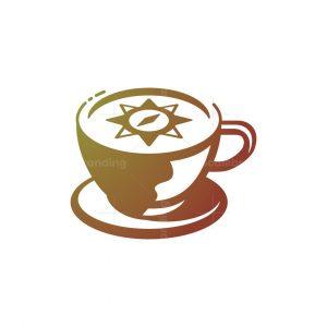 Travel Coffee Logo