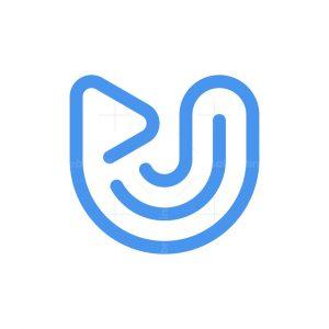 U Play Logo