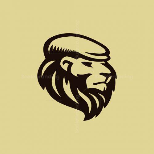 Vintage Lion Logo